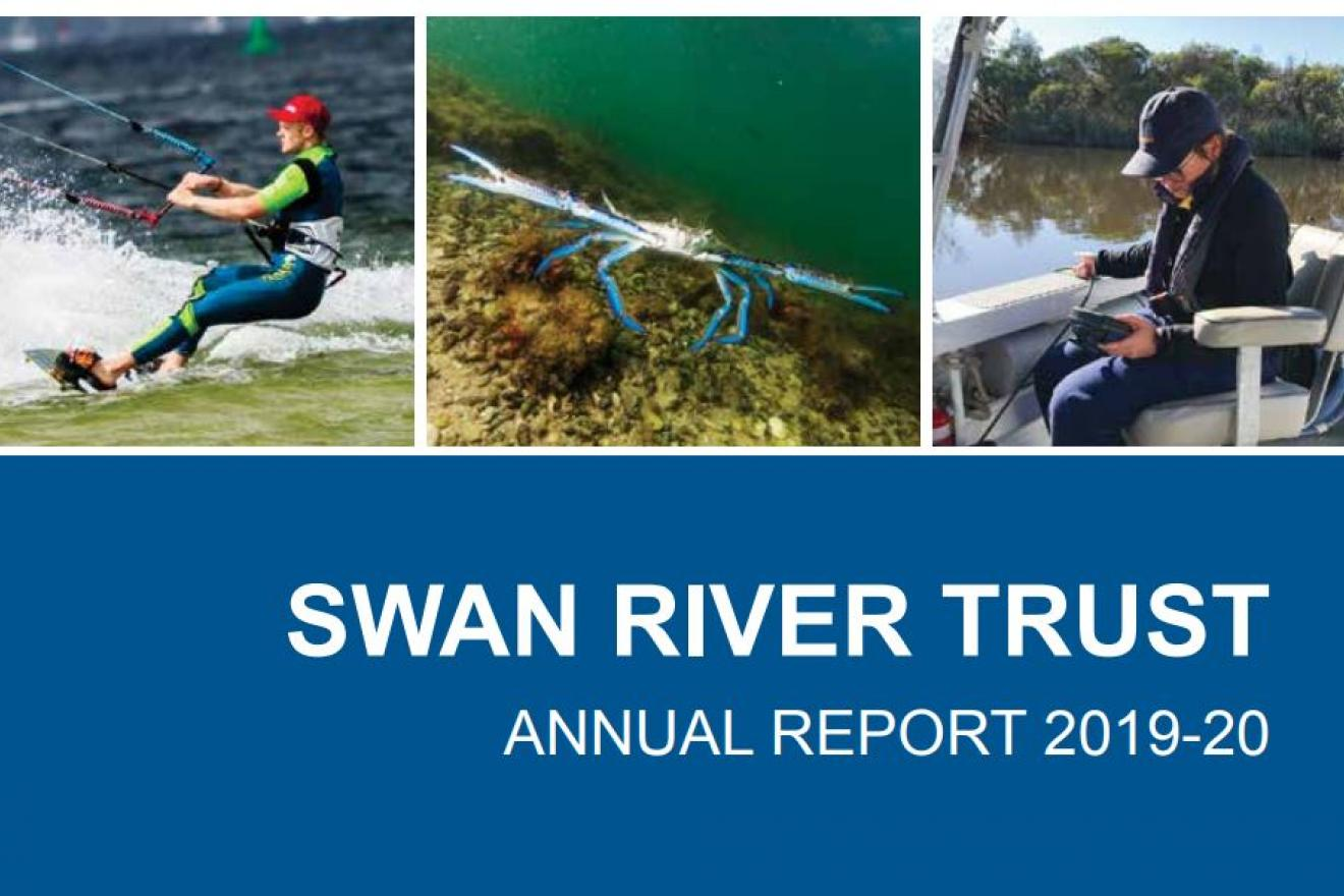 SRT Annual Report cover