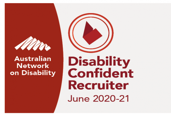 DBCA has been recognised as a Disability Confident Recruiter